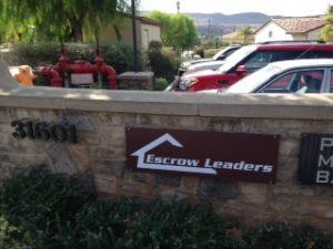 Escrow-Leaders