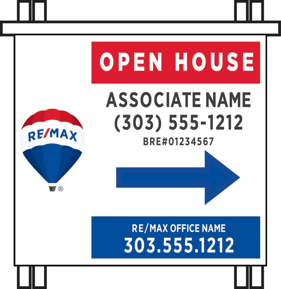 ReMax : ReMax PVC Open House A-frame