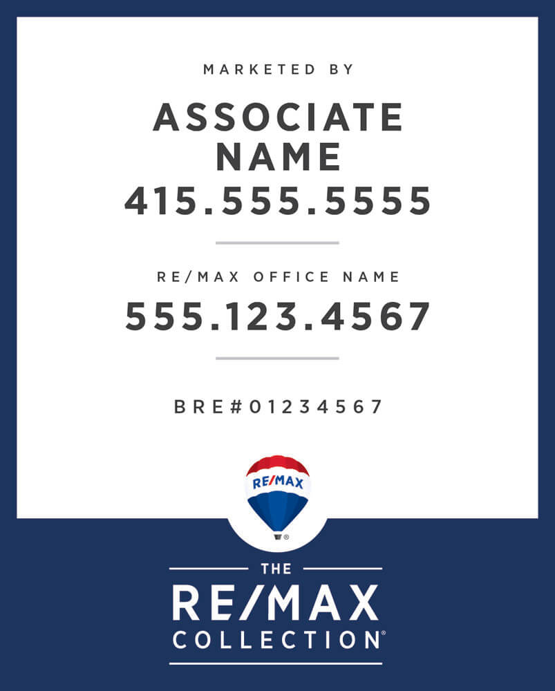 ReMax Collections signs