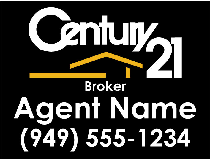 Century 21 For Sale Signs